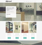 Real Estate Website  Template 50775