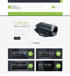 Electronics PrestaShop Template 50779