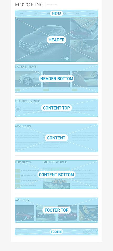 Drupal Template 50787 Main Page Screenshot