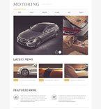 Cars Drupal  Template 50787