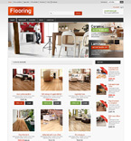 Furniture ZenCart  Template 50791