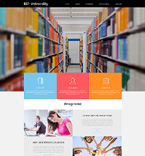 Education Joomla  Template 50797