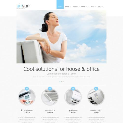 Air Star - HTML5 Drupal Template