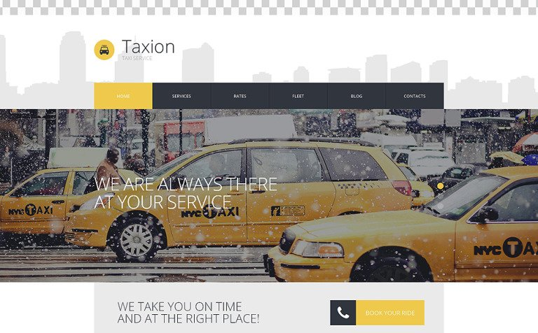 9 Best Transportation WordPress Templates & Themes