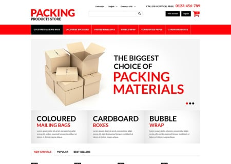 Packing Products