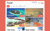 Responsive Seyahat Firması  Magento Teması New Screenshots BIG