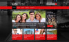 Responsive Website template over Stad website New Screenshots BIG