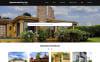 "Responzivní WordPress motiv ""Rent  Buy Property"" New Screenshots BIG"