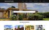 Template WordPress Responsive #50761 per Un Sito di Agenzia Immobiliare New Screenshots BIG