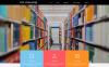 Thème Joomla adaptatif  pour site d'université New Screenshots BIG