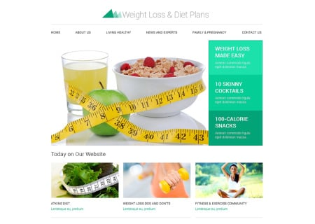 Weight Loss Responsive