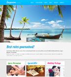 Hotels Website  Template 50820