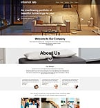 Furniture Muse  Template 50837