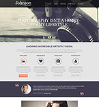 Art & Photography Muse  Template 50840