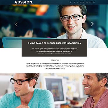 Купить  пофессиональные Muse шаблоны. Купить шаблон #50856 и создать сайт.