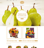 Agriculture Magento Template 50859