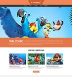 Entertainment Joomla  Template 50860