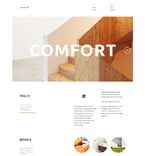 Hotels WordPress Template 50862