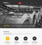 Website  Template 50865