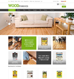 Furniture osCommerce  Template 50868