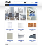 Furniture OpenCart  Template 50872