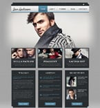 Art & Photography WordPress Template 50881