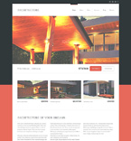 Architecture Joomla  Template 50882