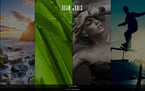 Art & Photography Website  Template 50884