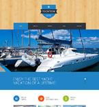 Sport WordPress Template 50885