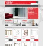 Furniture WooCommerce Template 50886