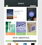 Books PSD  Template 50888