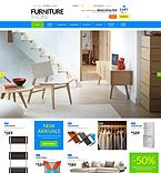 Furniture PSD  Template 50892