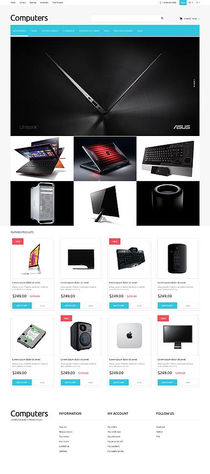 PSD макет сайта №50894