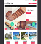 Real Estate Magento Template 50897
