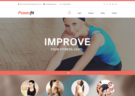 Fitness Responsive