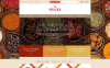"Modello PrestaShop Responsive #50807 ""Spice Shop"" New Screenshots BIG"