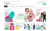 Plantilla ZenCart #50815 para Sitio de  para Sitio de Ropa New Screenshots BIG