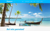 Responsive Website template over Hotels  New Screenshots BIG
