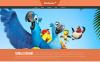 """Responzivní Joomla šablona """"Cartoons Land"""" New Screenshots BIG"""