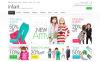 ZenCart шаблон на тему одяг New Screenshots BIG