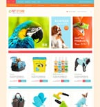 Animals & Pets Magento Template 50900