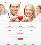 Medical WordPress Template 50908