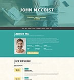 Web design WordPress Template 50910