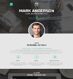 Web design WordPress Template 50917