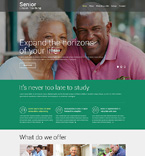 Education Website  Template 50919