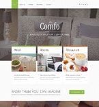 Hotels Joomla  Template 50921