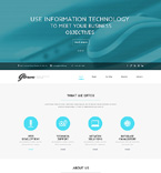 WordPress Template 50923