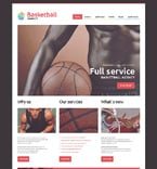 Sport WordPress Template 50924