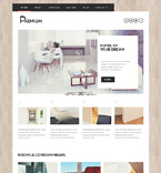 Hotels WordPress Template 50933