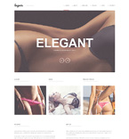 Fashion WordPress Template 50936